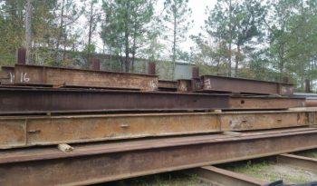 Used Wide Flange Steel Beams (Various Sizes) full