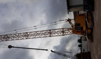 Liebherr HS 851 HD Hydraulic Crawler Crane full