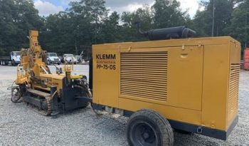 2003 Klemm KR702 Drilling Rig full