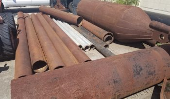 Assorted Steel Pipe $0.35/lb. full