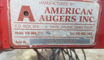 American Auger DD210 Maxi Directional Drill Package full