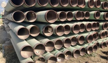 "Pipe ø8-5/8""x 0.219"" wall. 42' long. FBE full"
