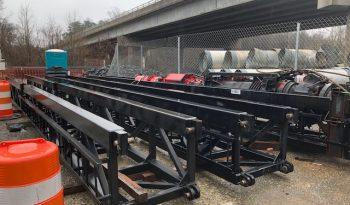 APE D-30-32 Diesel hammer w/ 104′ leads, hydraulic trip full