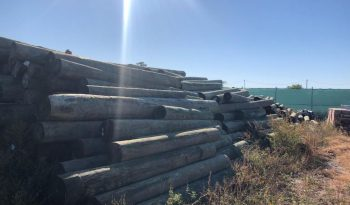 3500 CCA Piling For Sale full