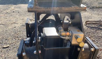 TPC 1000 F/EXC hydraulic plate compactor full