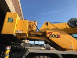 Two GROVE RT600E Cranes – $110,000.00 Each full