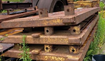 Trench Boxes (4EA) With Gravel Boxes (2EA) full