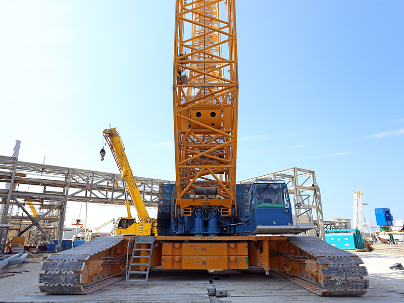 Crane Sales - Buying, Leasing and Appraisal Consultant