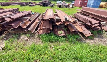 Sheet Pile Inventory Approx. 180/tons